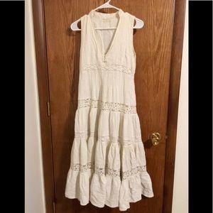Doe Eyed Midi Dress
